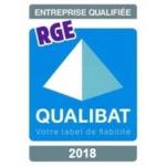 Logo Qualibat 2018
