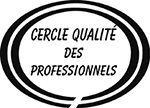 Logo du Cercle Qualité des Professionnels