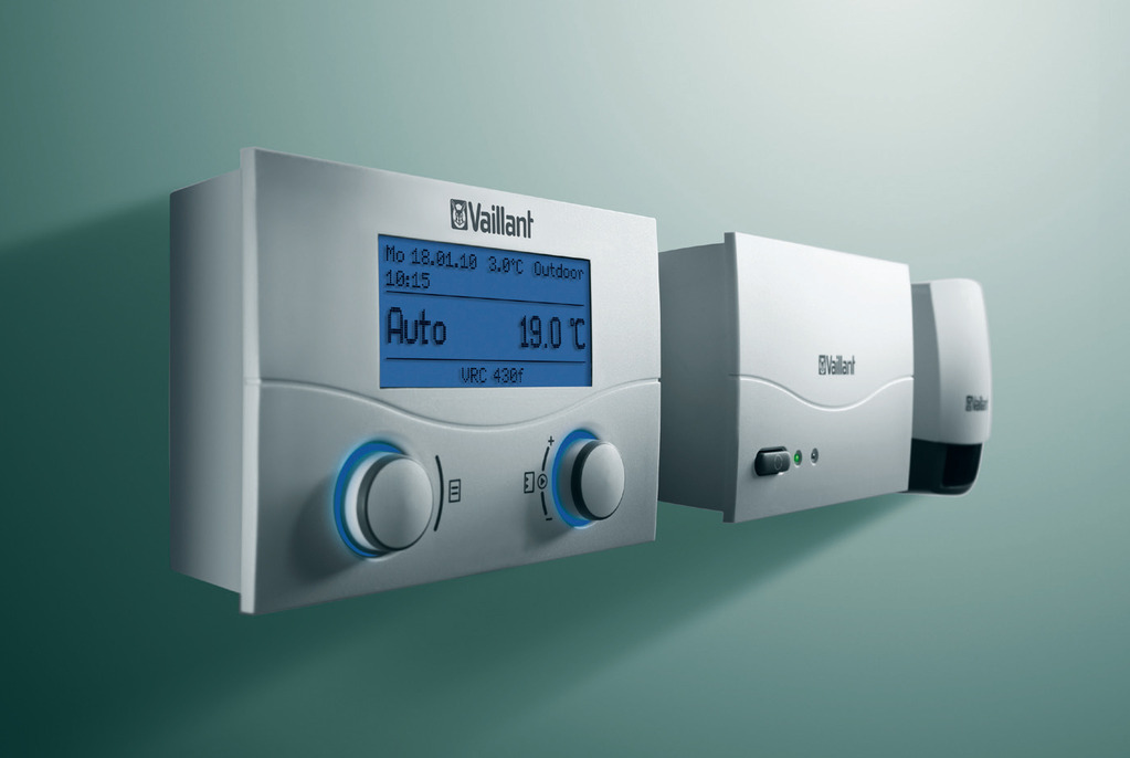 Thermostat d'ambiance Vaillant
